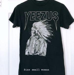 Rare Yeezus Tour t-shirt